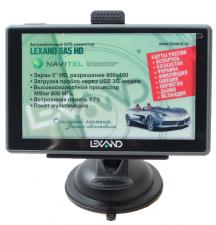 GPS-автонавигатор Lexand SA5