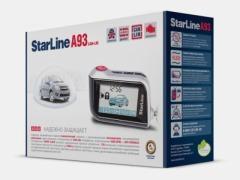 Автосигнализация Star Line A93 Dialog