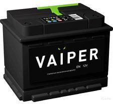 Аккумулятор Vaiper 6СТ-55.1 L