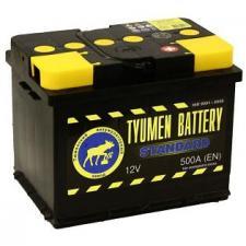 Аккумулятор Тюмень 6СТ-60.0L Standard