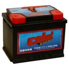 Аккумулятор Cobat Energy 6СТ-62.0 L