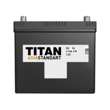 Аккумулятор Titan Asia Standart 6СТ-50.1 VL