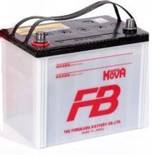 Аккумулятор  FURUKAWA BATTERY FB SUPER NOVA 40B19R Прямая полярность