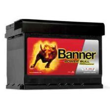 Аккумулятор Banner (Баннер) Power Bull P60 62