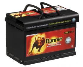 Banner Running Bull AGM 580 01