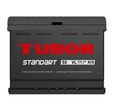 Аккумулятор Tubor (Тубор) Standart 6СТ-60.1 VL Прямая  полярность
